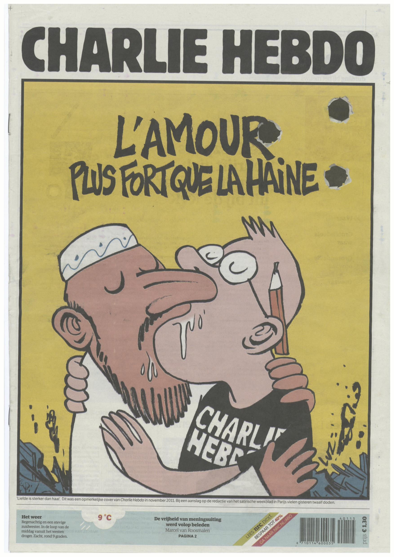 Charlie Hebo A3